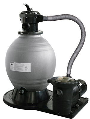 Sandman Sand Filter with pump