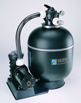 Sta-Rite Sand Filter with pump