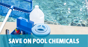 Save on Pool Chemicals